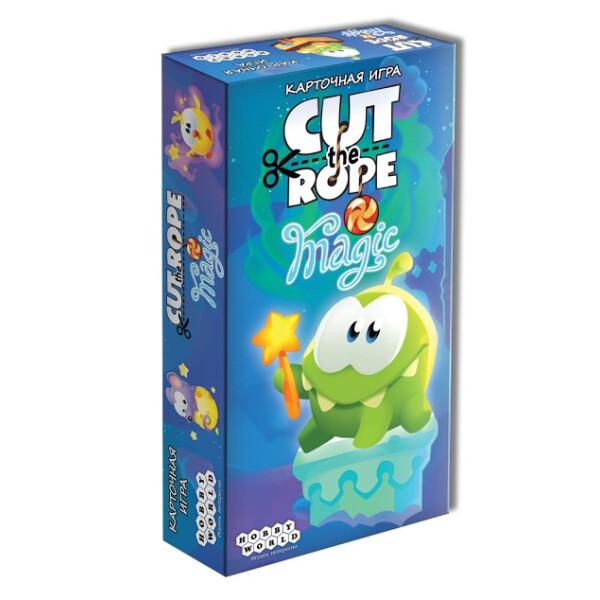Настольная игра Hobby World Cut The Rope. Magic