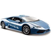 270x270-Модель автомобиля MAISTO 1:24 - Ламборгини Хурикан Полиция (31 511)