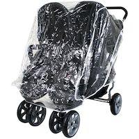 270x270-Дождевик для коляски LORELLI TWIN (20020020000)