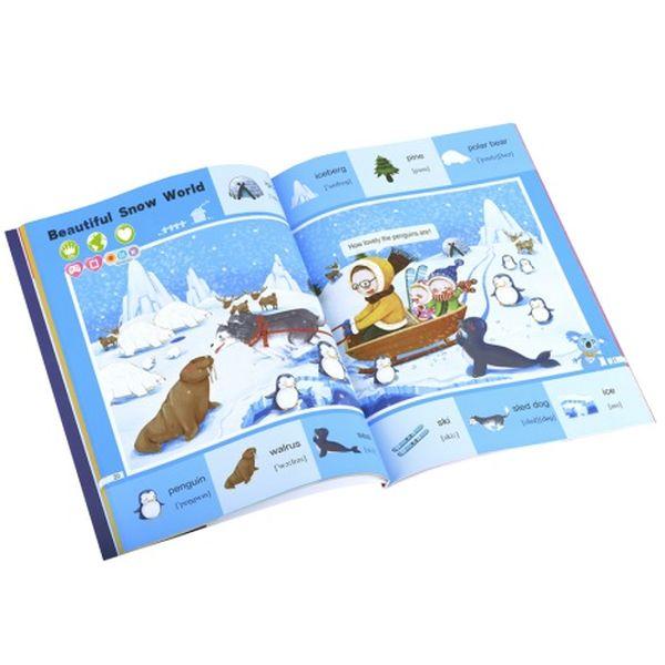 "Книга SMART KOALA ""200 Basic Words"" сезон 2"