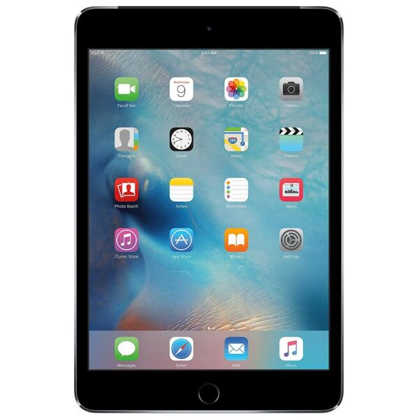 Планшет Apple iPad mini 4 Wi-Fi Cellular 128GB A1550 Space Grey (MK762RK/A)