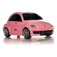270x270-Детский чемодан RIDAZ Volkswagen Beetle (розовый)