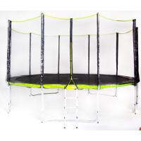 270x270-Батут T.M. Fitness Trampoline EG/15-5 Extreme (Green)