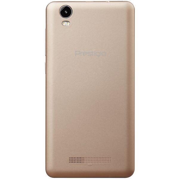 Смартфон Prestigio Wize NK3 Gold (PSP3527DUOGOLD)