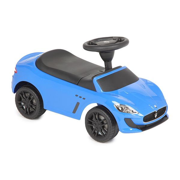 Автомобиль-каталка CHI LOK BO Maserati GranCabrio MC Z353 (синий)