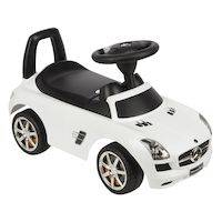 270x270-Автомобиль-каталка CHI LOK BO Mercedes-Benz SLS AMG Z332 (белый)