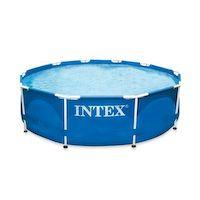 270x270-Каркасный бассейн INTEX Metal Frame 28210NP