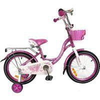 Детский велосипед Favorit Butterfly 16 (фиолетовый)