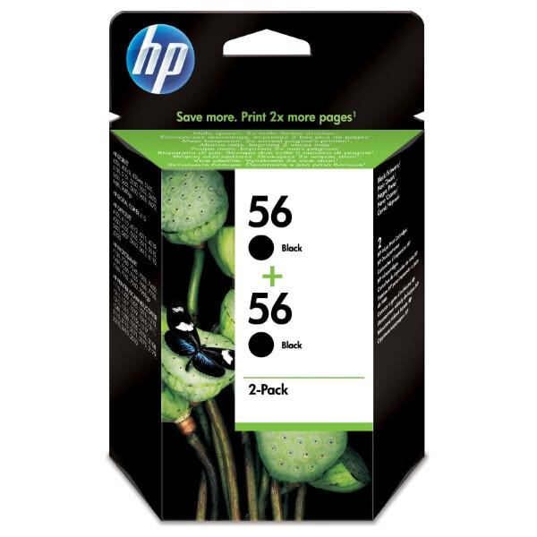 Картридж HP 56 2-pack C9502AE