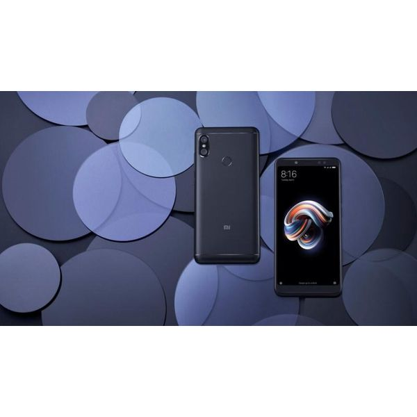 Смартфон XIAOMI Redmi Note 5 3GB/32GB Black