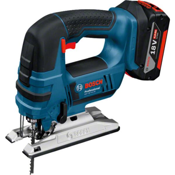 Электролобзик Bosch GST 18 V-LI B Professional (06015A6103)