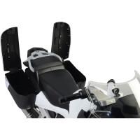Электромотоцикл CHI LOK BO TOYS COMPANY BMW R 1200 RT (белый/черный)