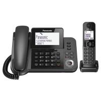 270x270-Беспроводной телефон стандарта DECT Panasonic КХ-TGF310RUM