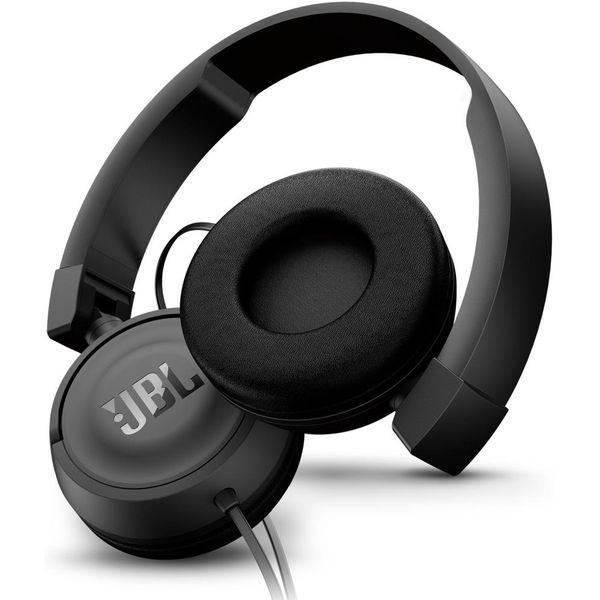 Наушники JBL T450 Black (JBLT450BLK)