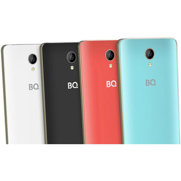 Смартфон BQ BQS-5515 Wide голубой (Tiffany Blue)