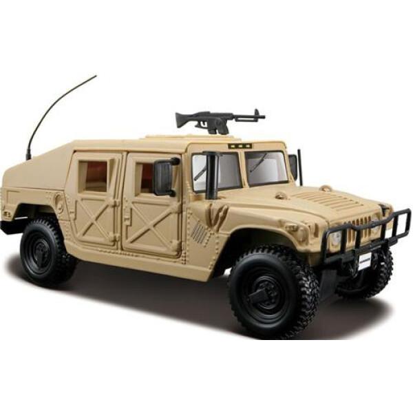 Модель автомобиля MAISTO 1:27 - Хаммер военный (31 974)
