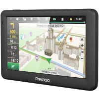 Комплект GPS навигатор Prestigio GeoVision 5059 Navitel (PGPS5059CIS04GBNV) + видеорегистратор RoadRunner 133 (PCDVRR133)