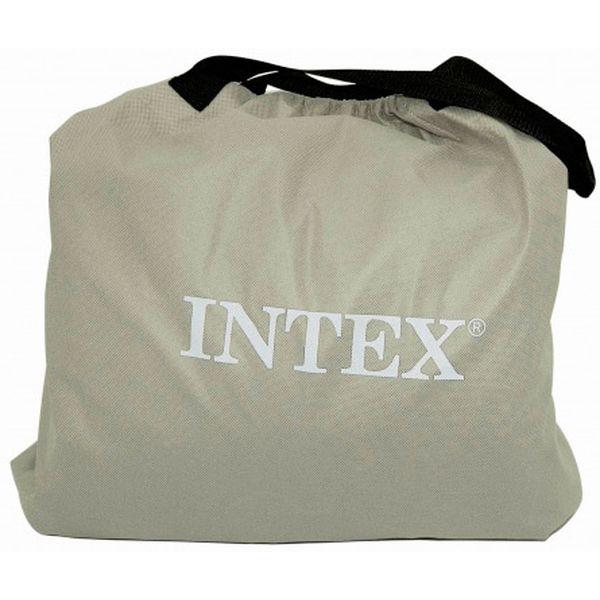 Надувная кровать INTEX Twin Comfort-Plush 67766