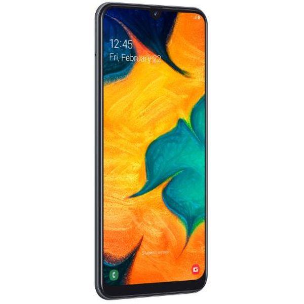 Смартфон SAMSUNG Galaxy A30 (SM-A305F) 4GB/64GB черный