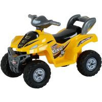 270x270-Электромобиль CHI LOK BO Desert King Avanti 636 желтый
