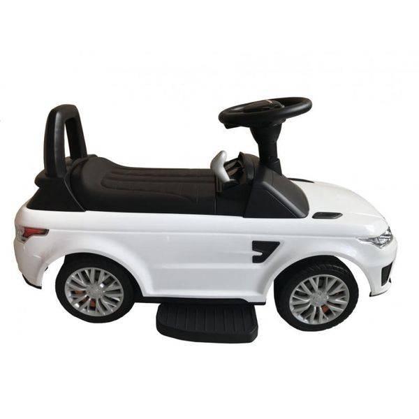 Электромобиль-каталка CHI LOK BO Range Rover Sport SVR 642 белый