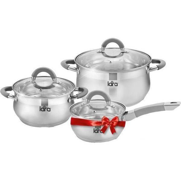 "Набор посуды LARA Bell Promo ""8 Марта"" LR02-95"