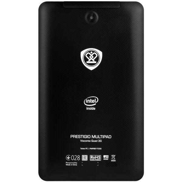 Планшетный пк PRESTIGIO PMP881TE3GBK (MultiPad Visconte Quad)