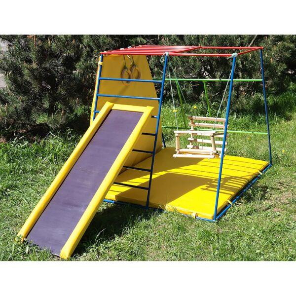 Детский спортивный комплекс 2Fit Home+ (21001)