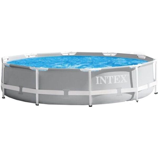 Каркасный бассейн INTEX Prism Frame 26724NP