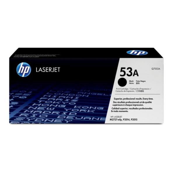Картридж HP 53A Q7553A