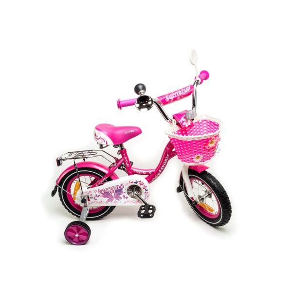 Детский велосипед Favorit Butterfly 12 (розовый)