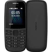 270x270-Телефон Nokia 105 черный (TA-1174)