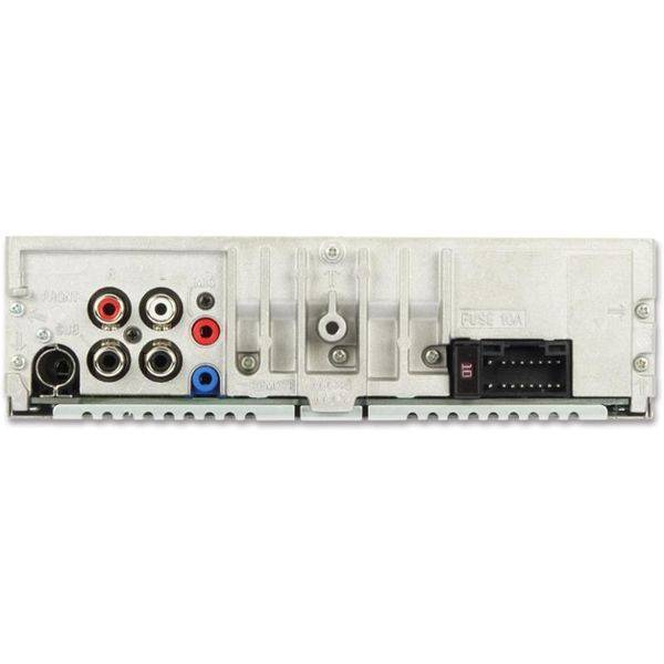 USB-магнитола ALPINE UTE-200BT