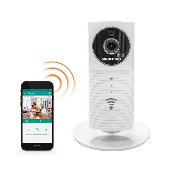 WiFi-камера видеонаблюдения REDMOND SkyCam RG-C1S