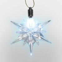 270x270-Елочная игрушка Neon-night Снежинка (501-094)