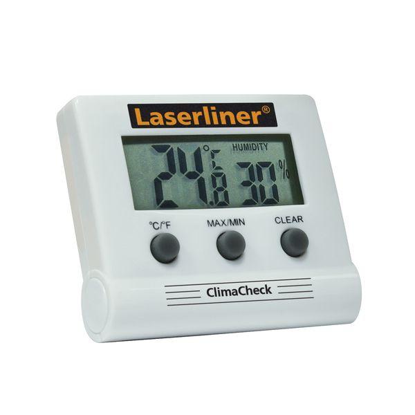 Термогигрометр электронный Laserliner ClimaCheck (082.028A)