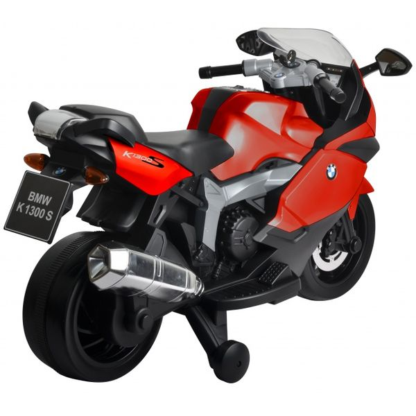 "Электромотоцикл CHI LOK BO TOYS COMPANY ""BMW K 1300S"" красный"