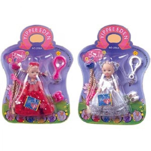 Кукла-малышка «Бейли» 259A