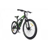 Велогибрид Eltreco XT 600 (черный/зеленый)