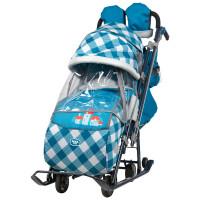 270x270-Санки-коляска НИКА Детям 7-4 (голубой)