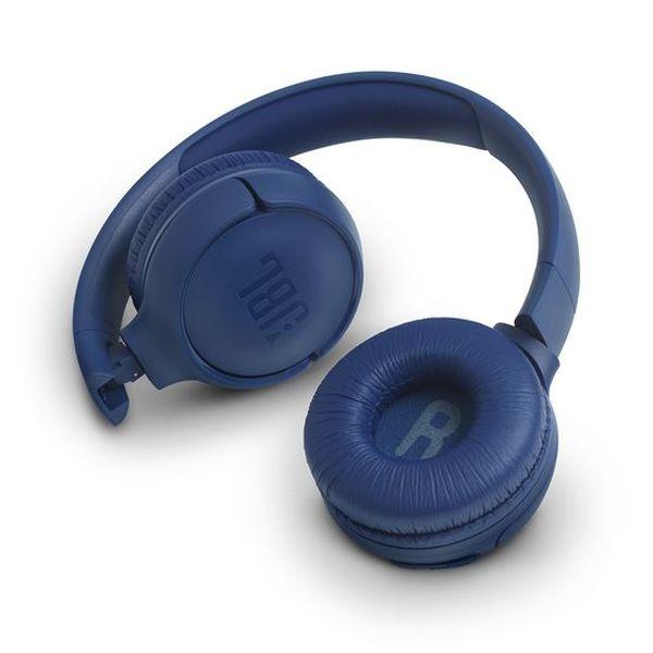 Наушники с микрофоном JBL Tune 500BT (синий)