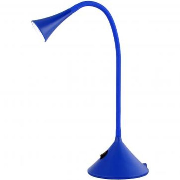 Светильник настольный Camelion KD-796 C06 синий
