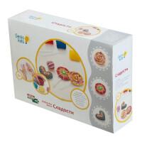270x270-Набор для детской лепки GENIO KIDS-ART Сладости (TA1039)