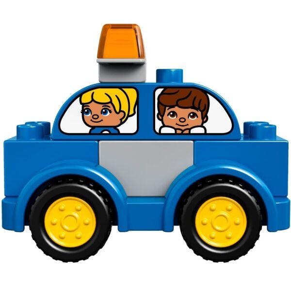 Игрушка Дупло Мои первые машинки LEGO 10816