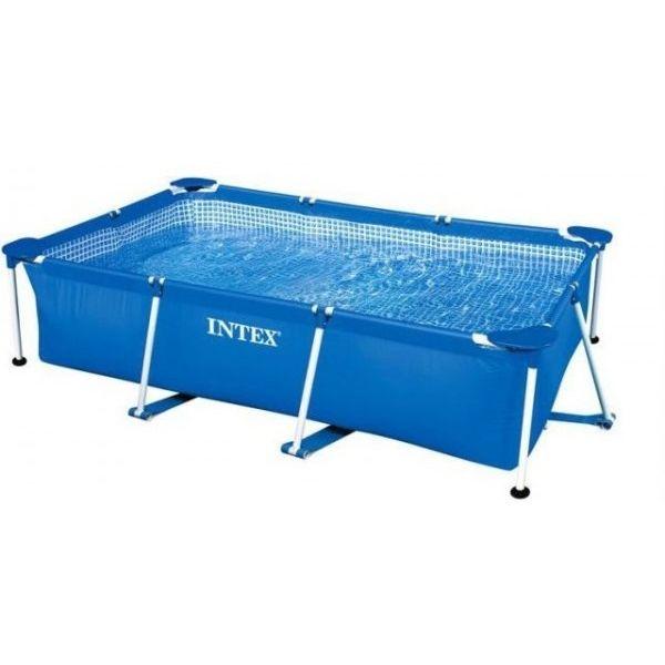 Каркасный бассейн Intex Rectangular Frame 28271NP