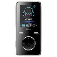MP3 плеер RITMIX RF-4950 8GB (черный)