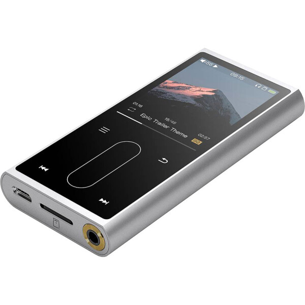 MP3 плеер FIIO M3K (серебристый)