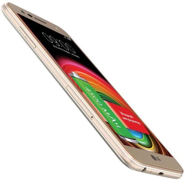 Смартфон LG X Power 2 (LG-M320) золотой