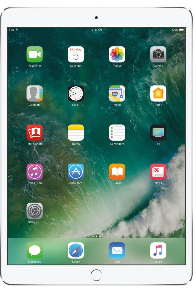 Планшет Apple iPad Pro 10.5 Wi-Fi 256GB Silver