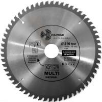270x270-Пильный диск по мультиматериалам Trio-diamond ММ907 216*30*60Т